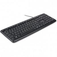 Клавиатура Vinga KB110BK Black USB