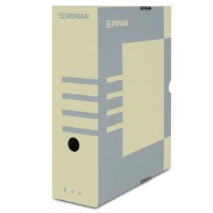 Бокс архивный картон 100 мм 297 х 339 мм Donau коричн (7661301PL-02)