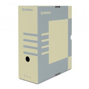 Бокс архивный картон 120 мм 297 х 339 мм Donau коричн (7662301PL-02)