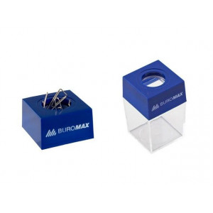 Бокс для скрепок BuroMax с магнитом пластик (BM.5085)