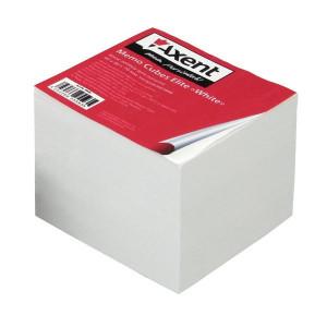 Бумага для записей белая несклеен 90 х 90 х 70 мм Axent Elite (8008-A)
