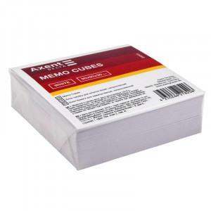 Бумага для записей белая несклеен 90 х 90 х 30 мм Axent (D8003)