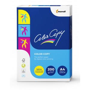 Бумага офисная A4 200 г/м кв Color Copy 250 л цветн лазерн печать