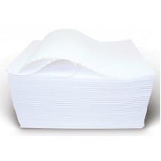 Бумага фальцованная перфорированная (SL-D), 55 г/м. кв., 240 мм х 1700 листов