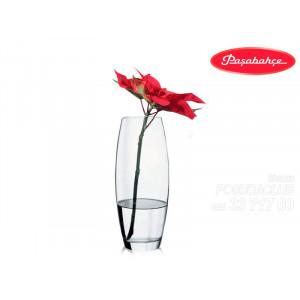 Ваза для цветов Flora, высота 26 см, d=10см (43966)