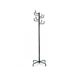 Вешалка напольная Cactus (черная), высота 178 см