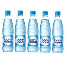 Вода минеральная негазир 0,5 л х 12 шт пластик BonAqua