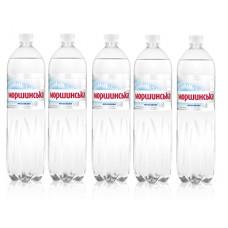 Вода минеральная негазир 1,5 л х 6 шт пластик Моршинская