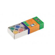 Гуашь 6 цвет х 10 мл ZIBI (ZB.6600)