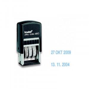 Датер 3,8 мм TRODAT 4810 (число; месяц; год)
