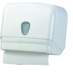 Держатель полотенец бумажных 300 х 195 х 251 мм белый (601)