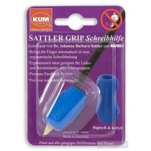 Держатель для ручек и карандашей эргономичный KUM Sattler Grip A7, (27422)