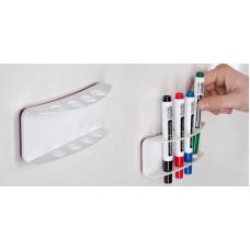 Держатель для 4 маркеров, магнитный вертикальный, 2х3 Classic (AS127)