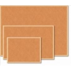 Доска пробковая 60 х 90 см BuroMax в деревянной рамке (BM.0014)