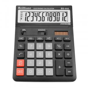 Калькулятор BRILLIANT BS-444 12 разр 147 x 198 x 27 мм