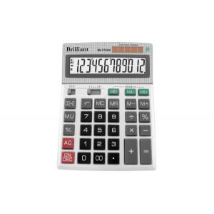 Калькулятор BRILLIANT BS-7722M 12 разр 199 x 151 x 38 мм