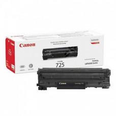 Картридж CANON 725 LBP-6000 Black (3484B002), оригинальный