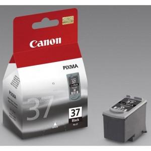 Картридж CANON Pixma iP-1800/2500 (Black) PG-37 оригинал (2145B005)