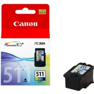 Картридж CANON Pixma MP260 (Color) CL-511 оригинал (2972B007)