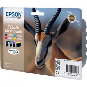 Картридж EPSON Stylus C91/CX4300(Black/Cyan/Magenta/Yellow)(C13T10854A10) оригинал