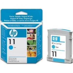 Картридж HP BIJ 2200/2250 C (C4836AE) №11 Cyan оригинал