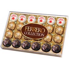 Конфеты Ferrero Collection 269,4 гр (пластиковый бокс)