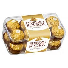 Конфеты Ferrero Rocher 200 гр (пластиковый бокс)