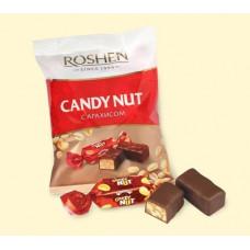 Конфеты Roshen Candy nut с арахисом 160 гр
