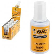 Корректирующая жидкость водная осн 20 мл BIC с кисточкой (887706)