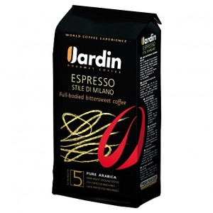 Кофе в зернах JARDIN Espresso stile di Milano №4, 250 гр