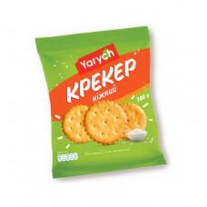 Крекер нежный, с солью, ТМ Yarych/Hi day (180 гр)