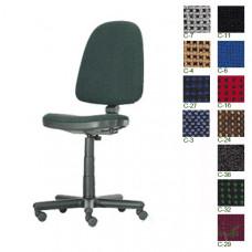 Кресло офисное PRESTIGE GTS ткан обивка (цвет черный, C-11)
