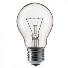 Лампа накаливания 60 Вт, цоколь E27 (прозрачная)