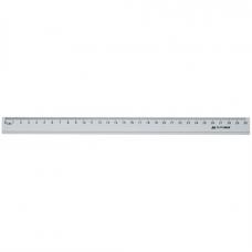 Линейка алюминиевая 30 см BuroMax  (BM.5800-30)