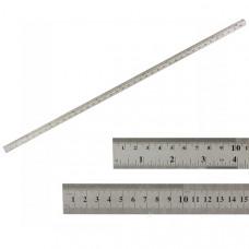 Линейка металлическая 100 см BuroMax (шкала в см и дюймах) (BM.5810-100)