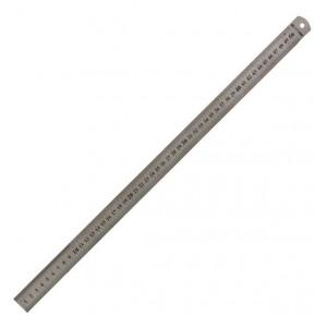 Линейка металлическая 50 см BuroMax ( BM.5801-50)