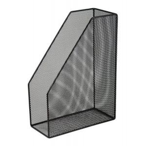 Лоток вертик металл BuroMax 80 х 230 х 300 мм черный (BM.6260-01)