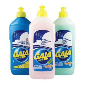 Моющее средство для посуды 500 мл GALA (ассорти)