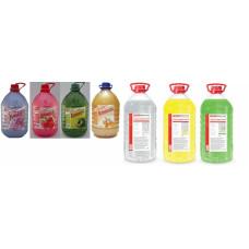 Мыло жидкое 5000 мл Блюксис (ассорти)