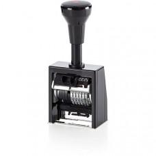 Нумератор автомат. пластмасовый 6 разрядов REINER B6K/6 (4,5 мм)