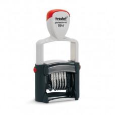 Нумератор металлический 6 разрядов TRODAT 5546 (4 мм)