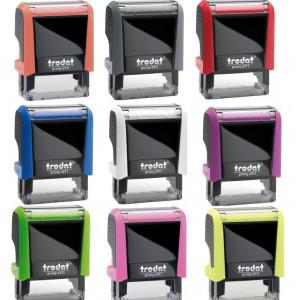 Оснастка для штампа пластмасс 38 х 14 мм (TRODAT 4911)