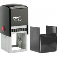 Оснастка квадратная для круглой печати TRODAT 4924/4940 d/40 мм