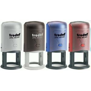 Оснастка круглая для круглой печати (TRODAT 46045) d/45 мм