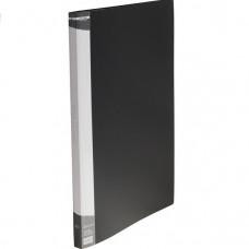 Папка с файлами 20 ф (А3) Buromax черная (BM.3610-01)