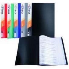 Папка с файлами 30 ф (А4) Axent ассорти (D1530)