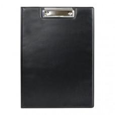 Папка-планшет с верхним зажимом винил (А4) AXENT (клипборд) черная (2513-01-A)