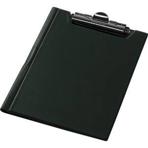 Папка-планшет с верхним зажимом ПВХ (А4) Panta Plast (клипборд) зеленая (0314-0003-04)