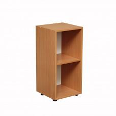 Пенал-шкаф для документов открытый (350х347х750) мм светлый бук (БЮ501)