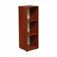 Пенал-шкаф для документов открытый (350х347х1103) мм яблоня локарно (БЮ502)